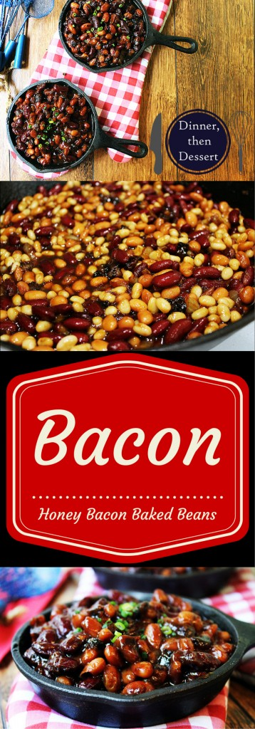 homemade baked beans recipe with bacon