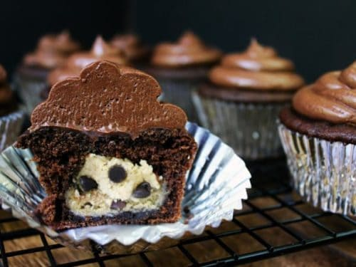 Salty, sweet, creamy and altogether sinful. These cupcakes are just about the best baked thing I have ever eaten.