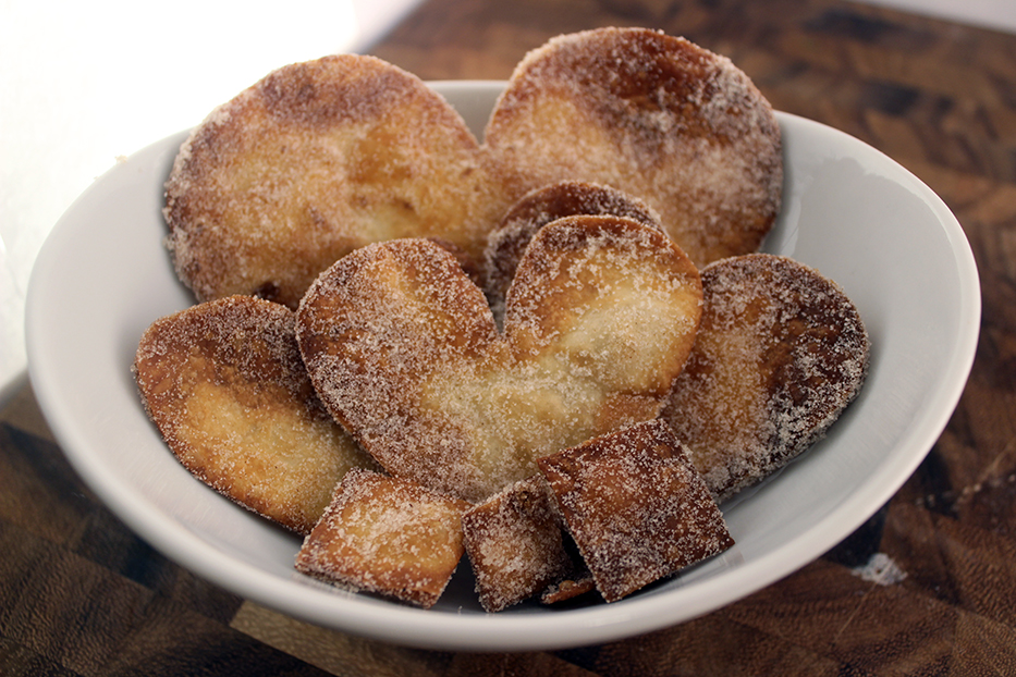 Cinnamon Sugar Bowl
