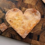 Cinnamon Sugar Heart