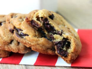 These may be some high maintenance cookies, but you will NEVER taste a better cookie. EVER. Really, EVER.