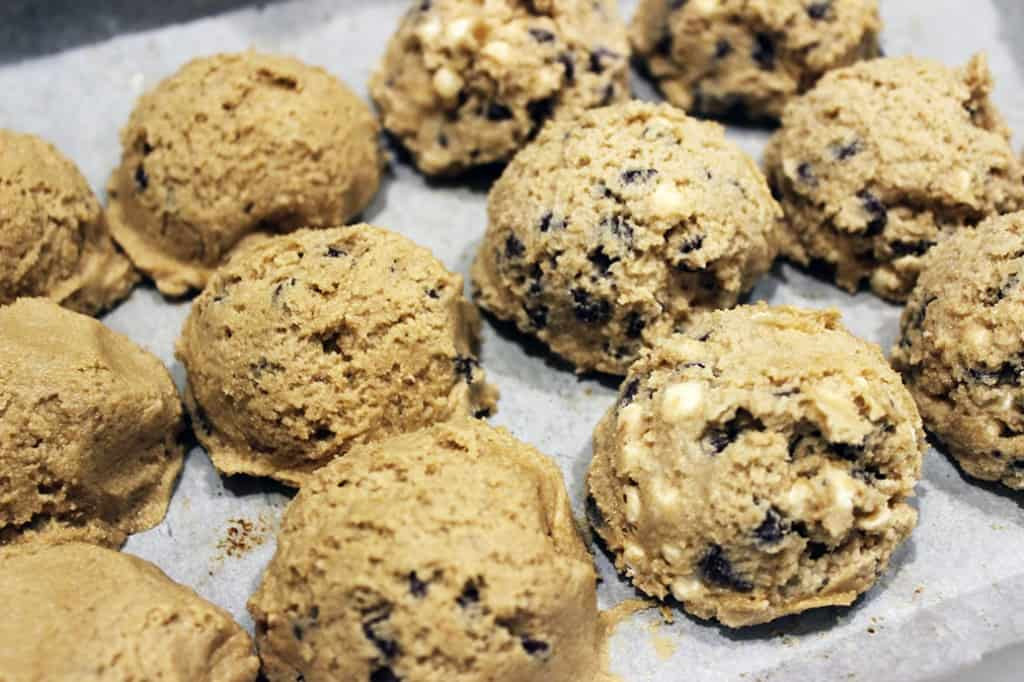 Eggless Cookie Dough Dinner Then Dessert