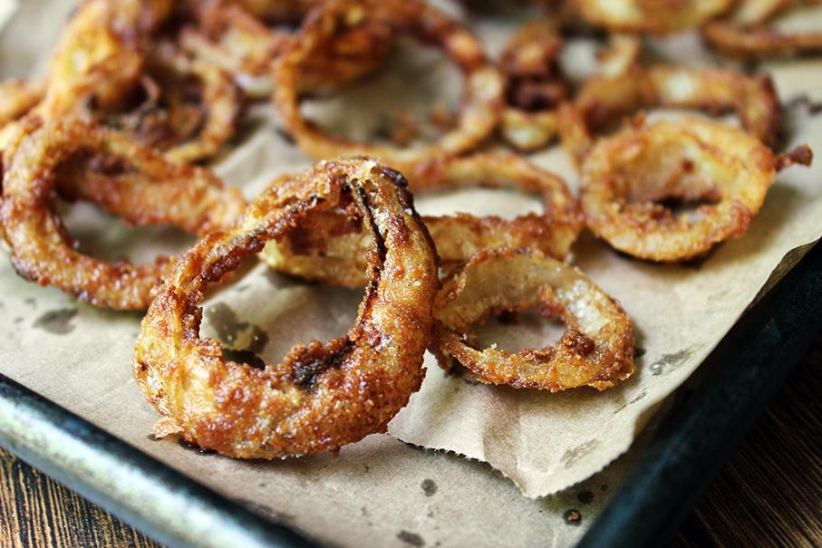 Tony Romas Onion Rings Pan