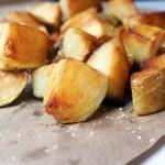Salt Vinegar Potatoes Angle