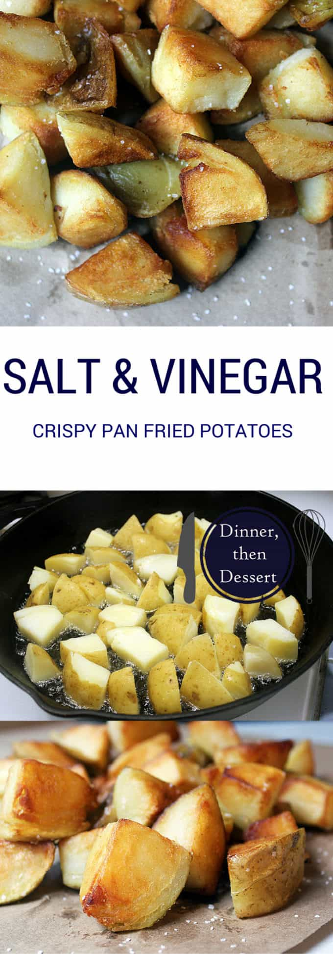 Addicting potatoes are everything you love about the chips and more because of the warm, tender fluffy potato interior.