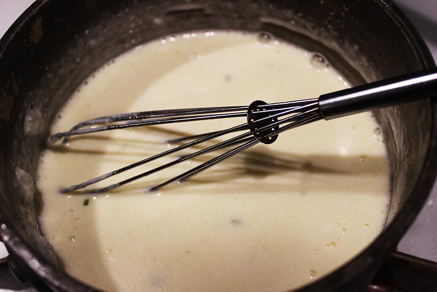 Sauce Cooking
