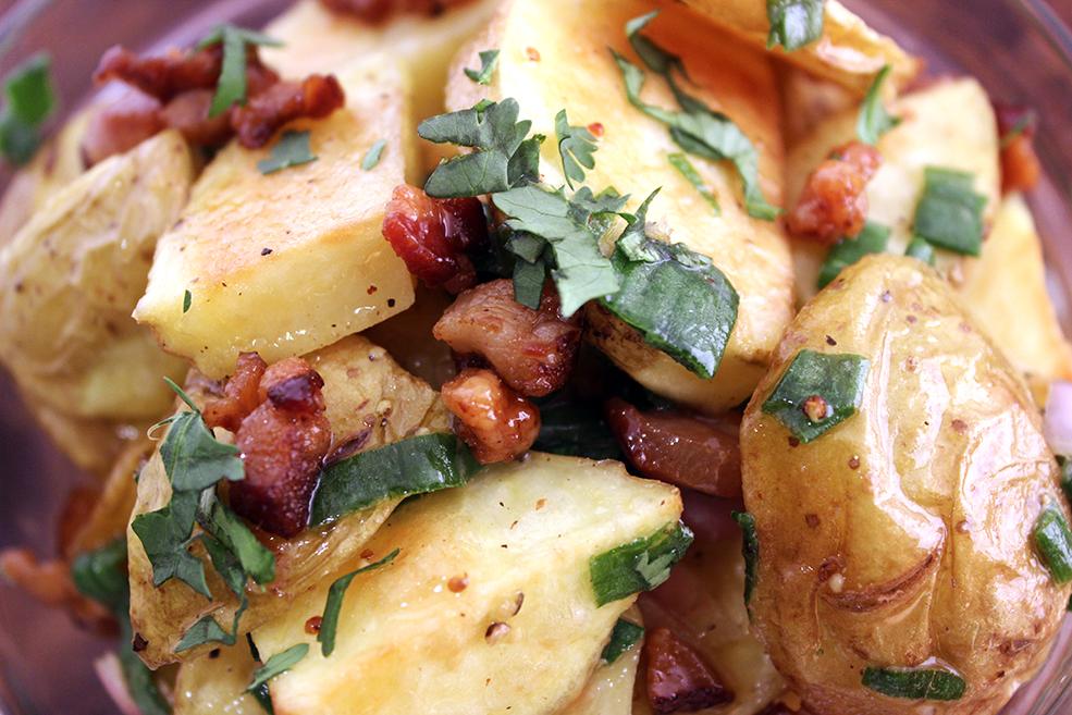 Yukon Potato Salad