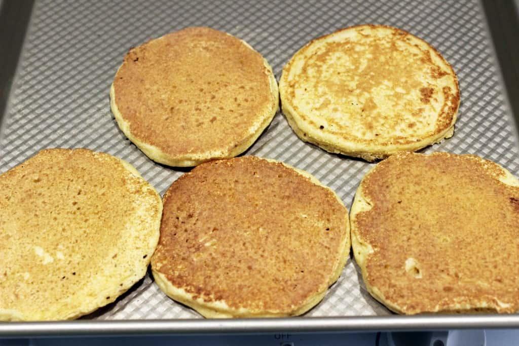 cornmeal panakes
