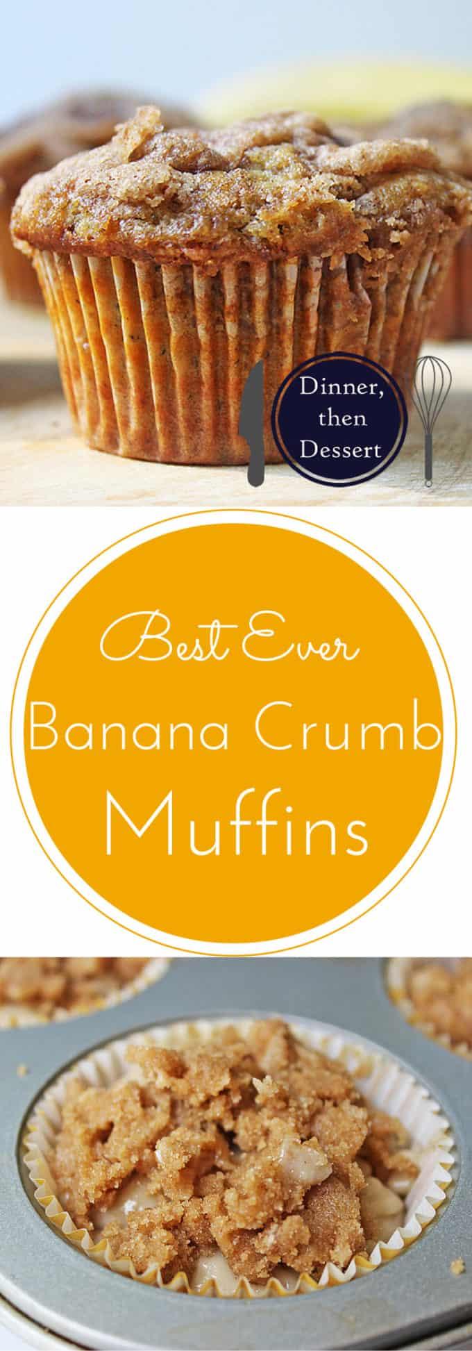 recipe: banana crumb cake muffins [34]