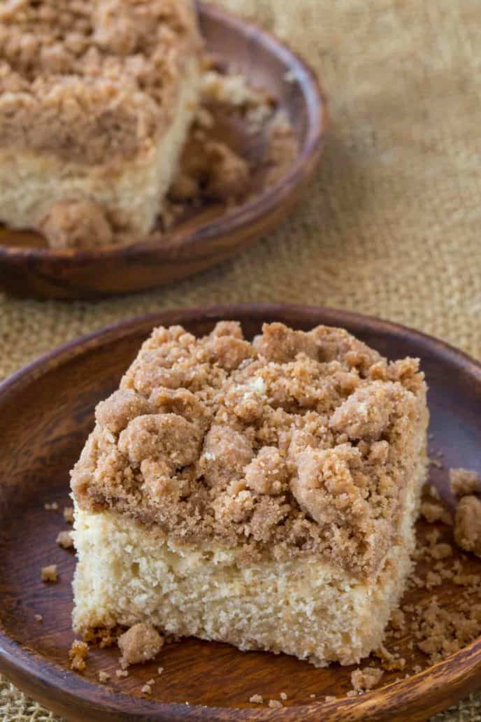 New York Crumb Cake Dinner Then Dessert