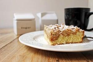 NY Style Coffee Crumb Cake