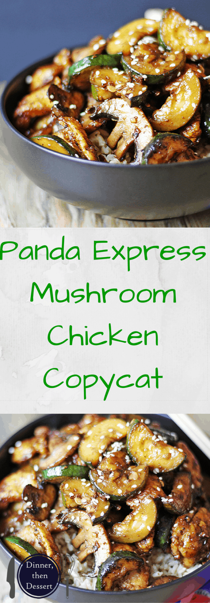 Panda Express Zucchini And Mushroom Chicken In Just 20 Minutes! You'll Be  Sitting