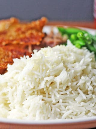 Dress up your regular rice with coconut milk to make a delicious side dish for your favorite Asian or Island dishes.