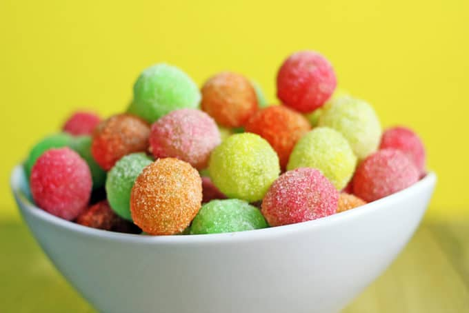 Sour Patch Grapes - Healthier than the Candy! - Dinner, then