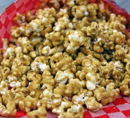 The Best Caramel Popcorn Ever Dinner Then Dessert