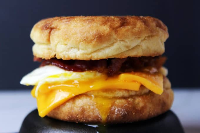 Bacon And Egg Casserole Mcmuffin Inspired Dinner