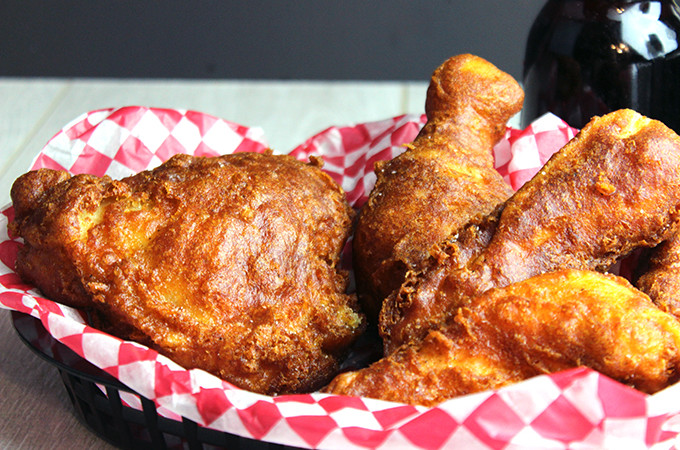 Pioneer Take-Out Fried Chicken