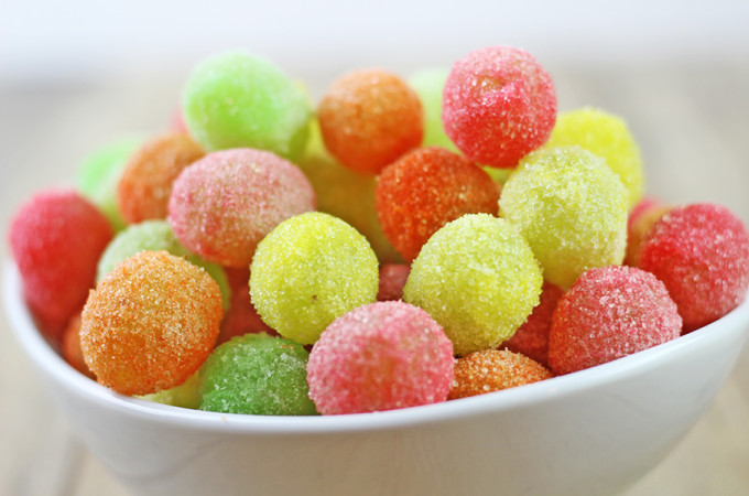 Sour Patch Grapes – Healthier than the Candy!