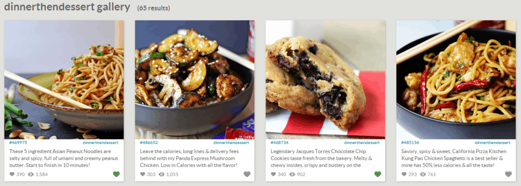 Submitting your recipes to food aggregate sites quickly foodgawker foodgawker views forumfinder Images