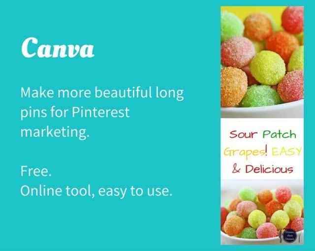 Using Canva for Pinterest Marketing