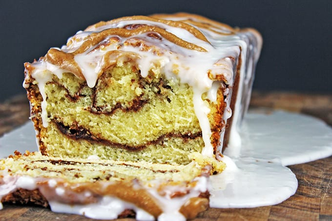 Recipe For Cinnamon Roll Pound Cake