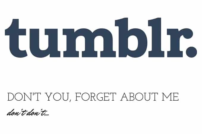 Tumblr: The Most Underrated Social Network and Why You Need It