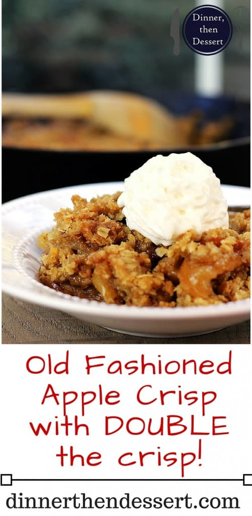 Apple Crisp with Oat Topping Recipe - m 92