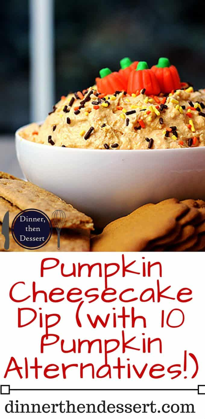 Part Cheesecake, part mousse and part whipped cream this recipe is actually really easy to make and tastes amazing! Plus I've included 10 flavor alternatives to Pumpkin should you be reading this after Thanksgiving and you can't bear to look at another pumpkin again until Labor Day.