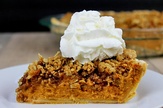 Pumpkin Coffee Cake With Brown Sugar-Pecan Streusel Recipes ...