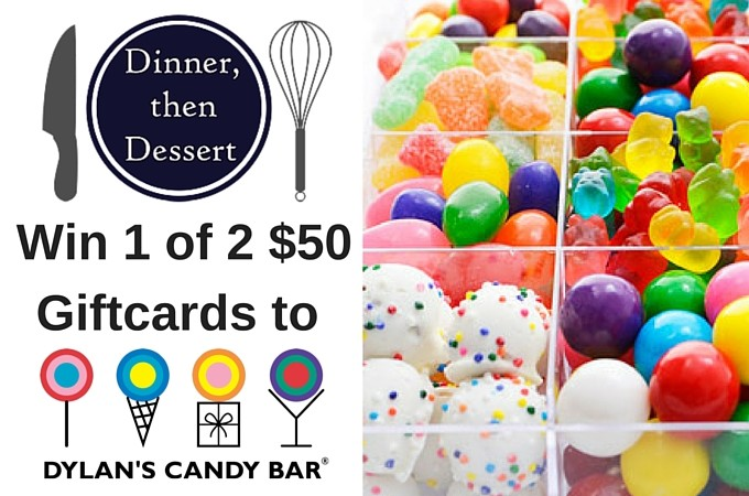 TWO $50 Dylan's Candy Bar Giftcards Giveaway!