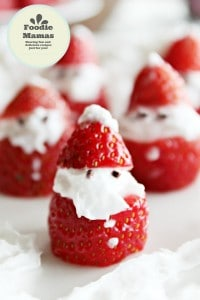 Cute Strawberry Santas from Best of This Life