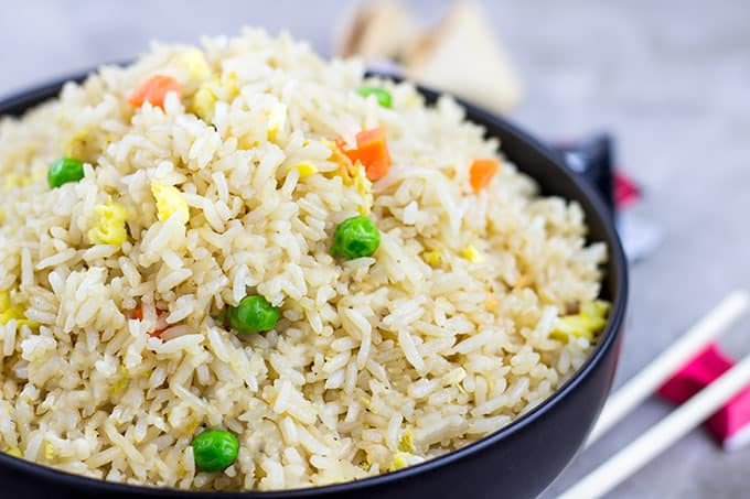 Panda express fried rice copycat dinner then dessert panda express fried rice is the most popular side ordered and with good reason salty ccuart Images
