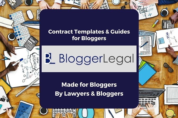 Blogger Legal is here!