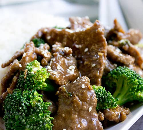 Panda Express Beef And Broccoli Copycat Dinner Then Dessert