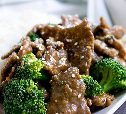 Panda Express Beef And Broccoli Copycat Dinner Then Dessert