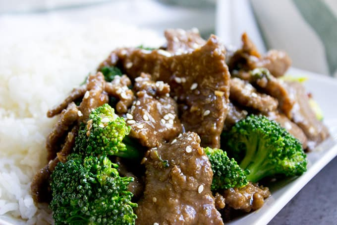 Image result for panda express beef and broccoli