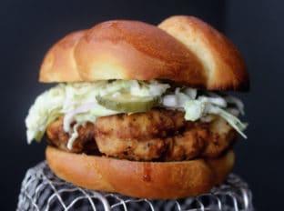 Fried Chicken Sandwich recipe from Son of A Gun