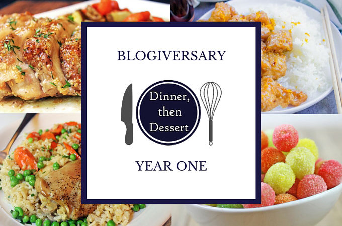 Happy Blogiversary! Year One in Review