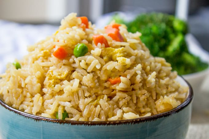 Classic Fried Rice (10 Minutes!) - Dinner, then Dessert
