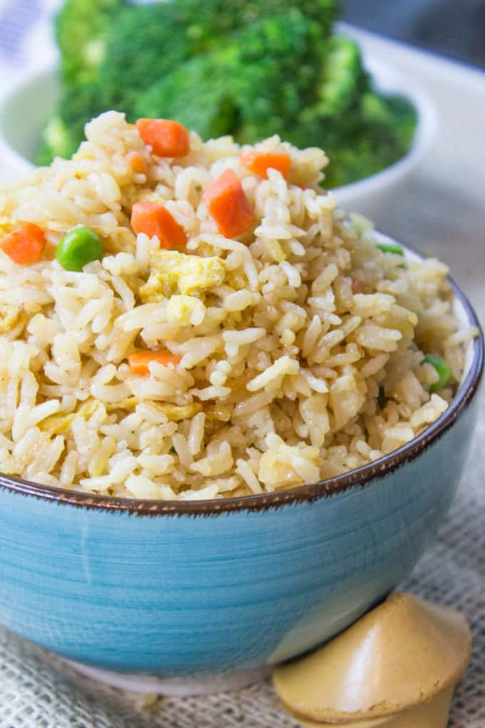 This Classic Fried Rice recipe is for a base vegetable fried rice. You ...