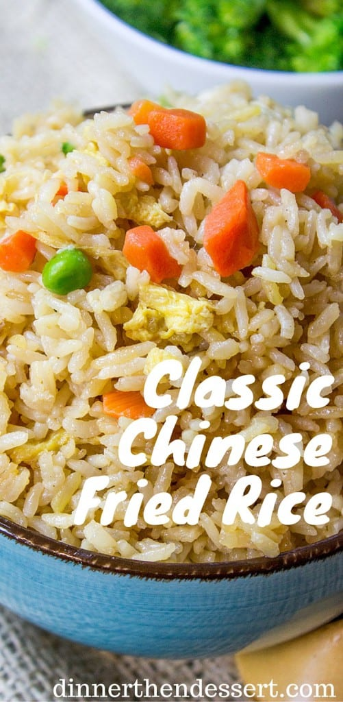 How to make vegetable fried rice without soy sauce