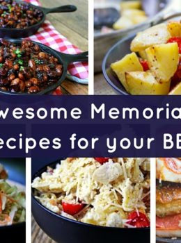 15 Awesome Memorial Day recipes for your BBQ