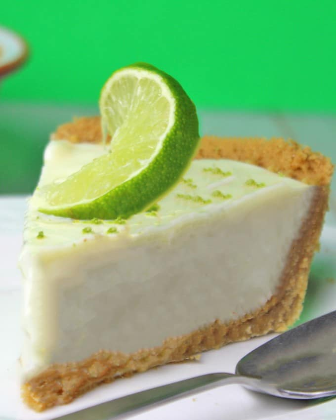 Easy Key Lime Pie - Dinner, then Dessert