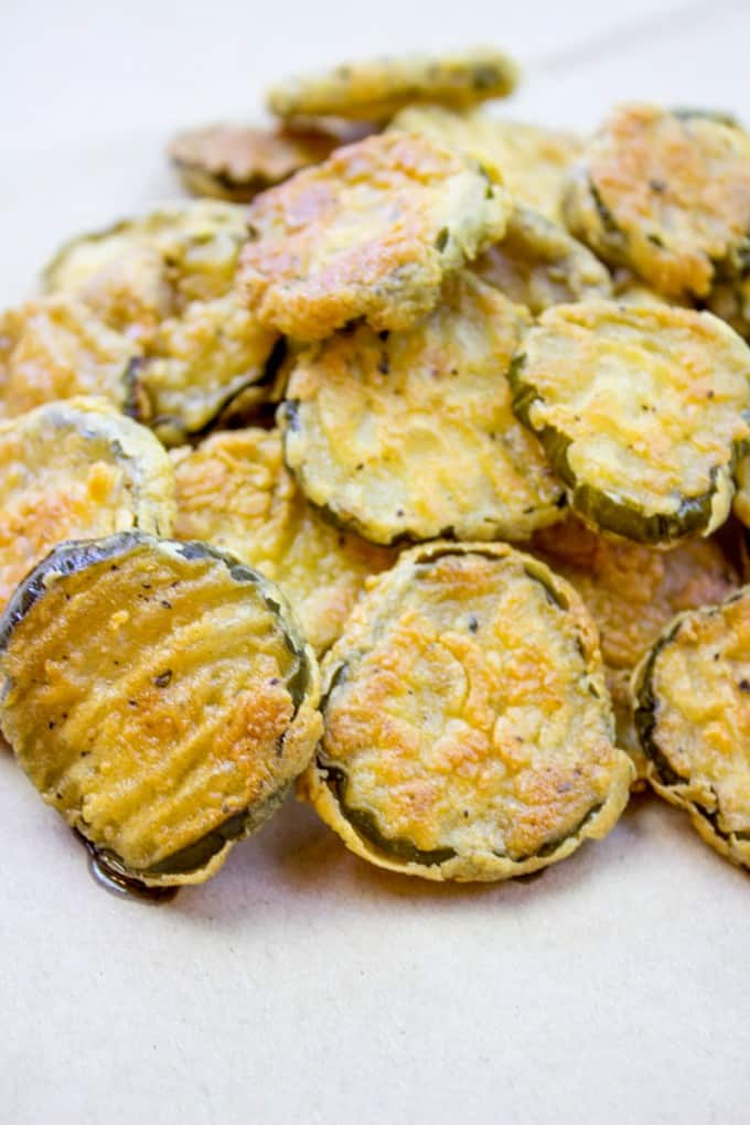 How to make Fried Pickles for your next BBQ