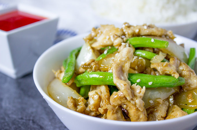 Panda Express String Bean Chicken Breast (Copycat)