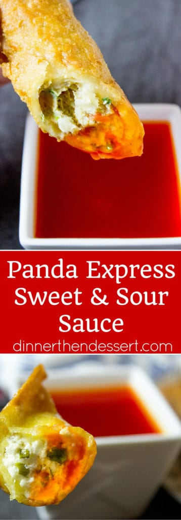 how to make sweet abd sour sauce mcsonalds