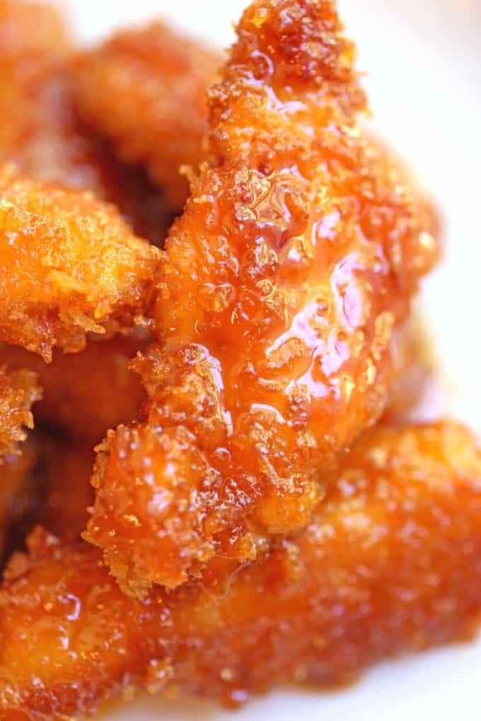 Chicken Fire Poppers Dinner Then Dessert