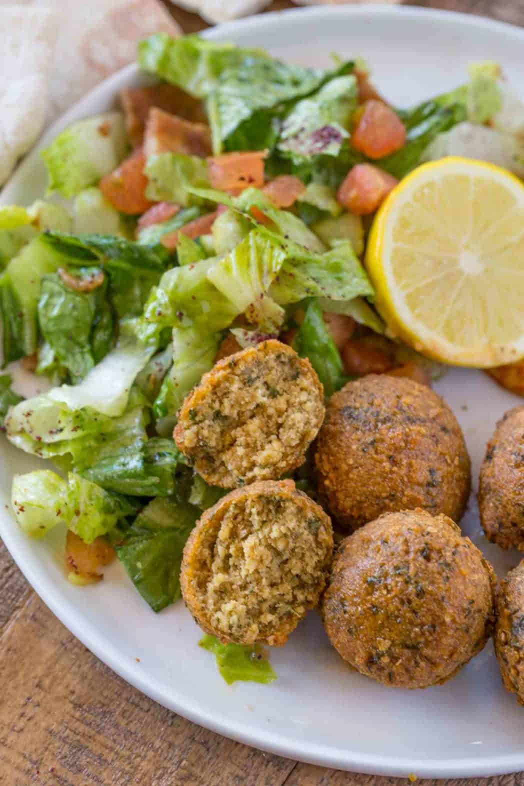 how to make falafel with no canned beans