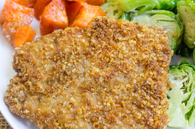Pecan Crusted Barramundi