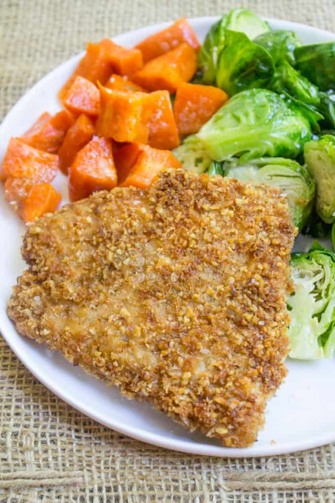 pecan crusted catfish top chef